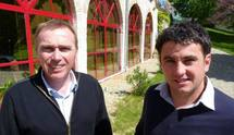 Philippe Lassalle Saint-Jean et Benoît Granger
