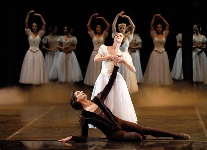Giselle au profit des sinistrés du Japon à l'Opéra de Bordeaux