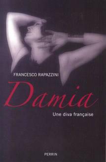 Le prix Pelléas à  Francesco Rapazzini pour Damia une Diva française