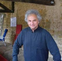 Yves Henry à Nohant en 2010 (Ph Paysud)