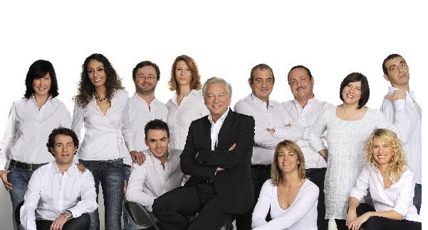 L'équipe de l'émission (Ph France3 )
