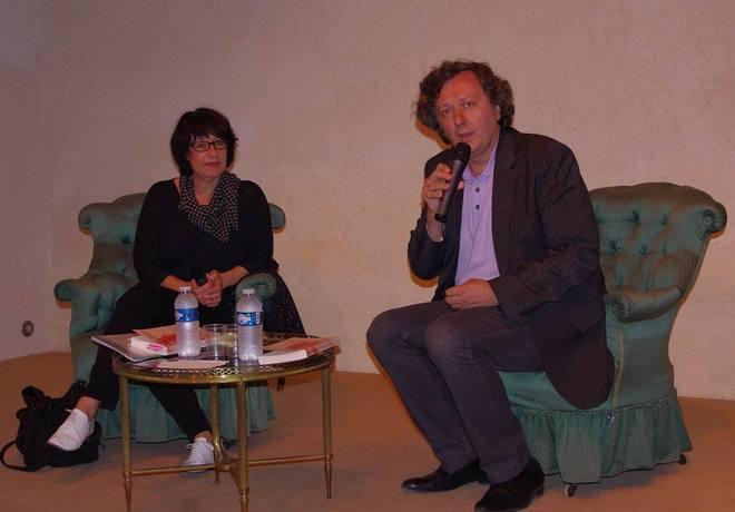 Evelyne Bloch-Dano et Jean-Yves Clément (Ph Paysud)