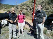 La grande randonnée des Pyrénées en marche
