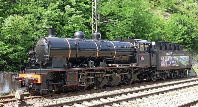 Ph Train des Cévennes