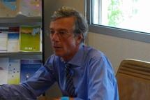 Laurent Courbu, président de la CRCI Aquitaine (Ph Paysud)