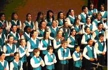 L'ensemble vocal Cantate