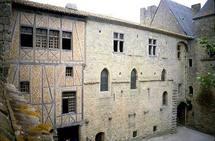 Cour comtale à Carcassonne  (CRMH A;Signoles)