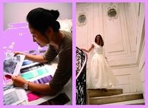 Mode: une styliste coréenne choisit La Rochelle