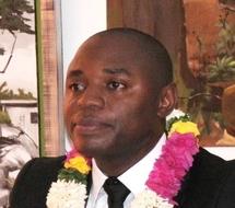 Rastami Abdou (ph DR)