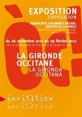 La Gironda Occitana à Bordeaux