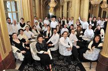 Le choeur  de l'opéra de Bordeaux (Ph Démesure)
