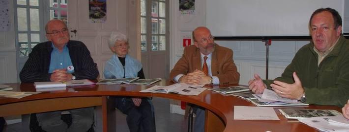 La présentation du Festival au Club de la Presse de Bordeaux (Ph Paysud)