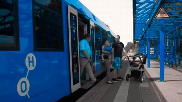 Capture d'écran vidéo Alstom