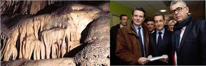 La grotte Chauvet candidate au patrimoine mondial de l'humanité