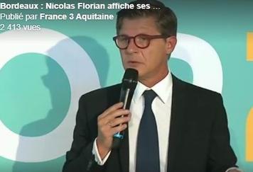 Capture d'écran page Facebook France 3+lien