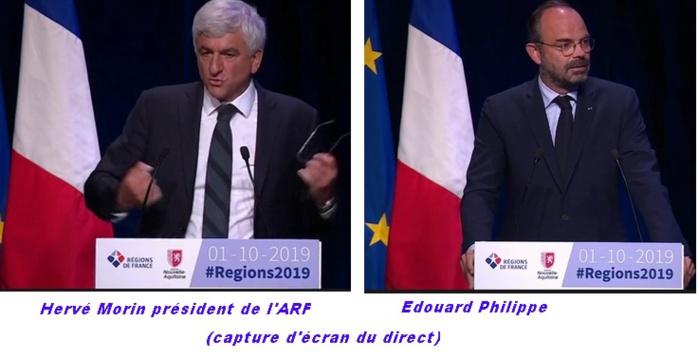 Régions: Edouard Philippe décentralise à petits pas