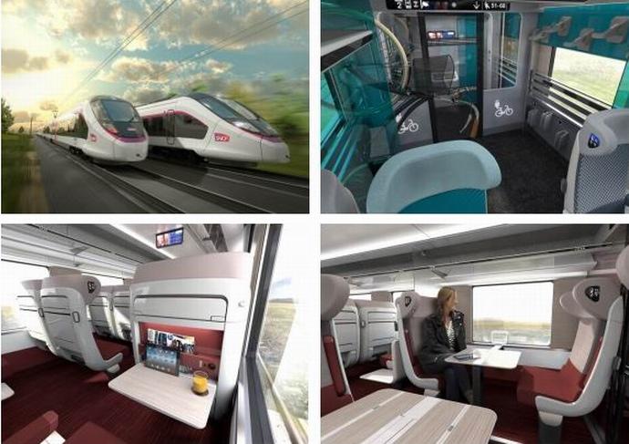 Confort et équipements offerts pas CAF (ph SNCF)