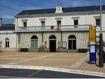 La gare de Bergerac (Ph SNCF)