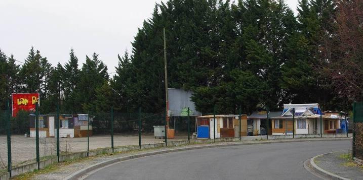 Bordeaux a l'ambition d'une métropole de 1 million d'habitants. En attendant les logements de fortune de roms se multiplient (Ph Paysud)