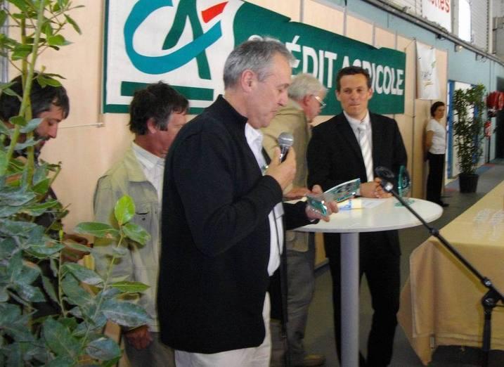 Le SIAD et L'EAU: Jean Dionis du Séjour déplore que la Haute-Garonne bloque le projet Charlas