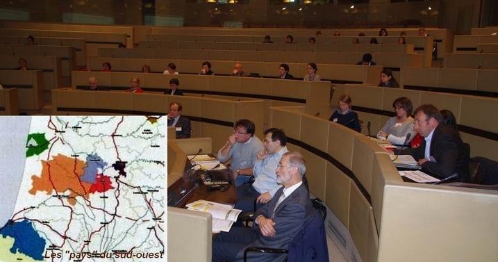 Colloque au Conseil Régional (Ph Paysud)-    Clicquer