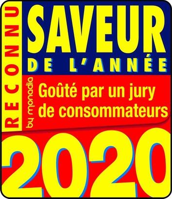 Et voici la liste des Saveurs de l'année 2020