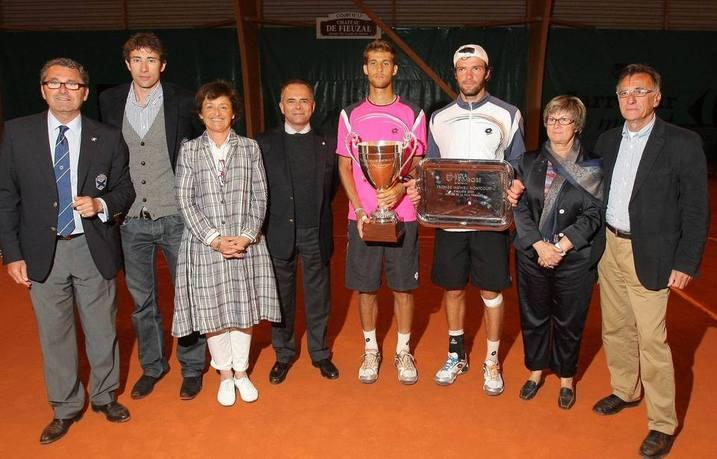 Tennis: Martin Klizan remporte le 5e tournoi Bnp-Paribas Primrose de Bordeaux