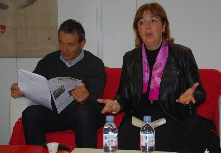Alain Liadouze et Joëlle Loiret (Ph Paysud)