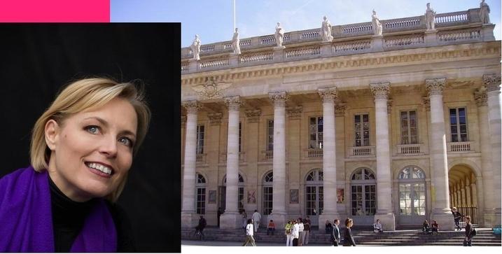 Mireille Delunsch en tant qu'artiste associée (Ph DR)