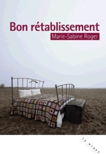 Marie-Sabine Roger Prix des lecteurs de l'Express