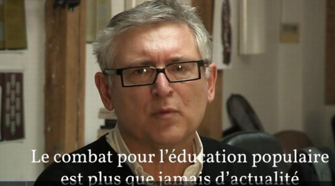 Michel Onfray (ph capture d'écran vidéo)