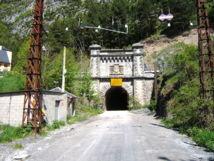 Entrée côté espagnol (Ph Sileytoerist,  Wikipedia)