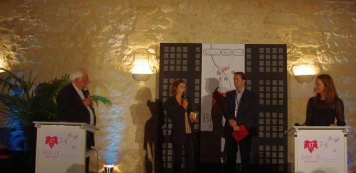 Best d'Or pour la Maison des Vins de Cadillac (Ph Paysud)