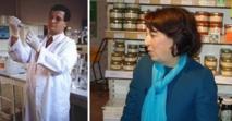 G-E Séralini et Corinne Lepage (DR)