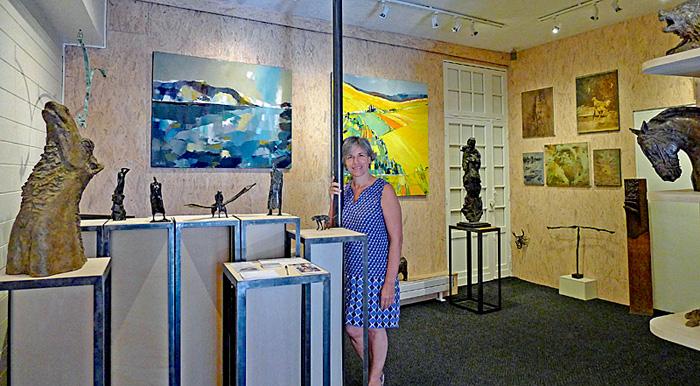 L'art dans sa diversité à la Galerie Giniaux (Bergerac)
