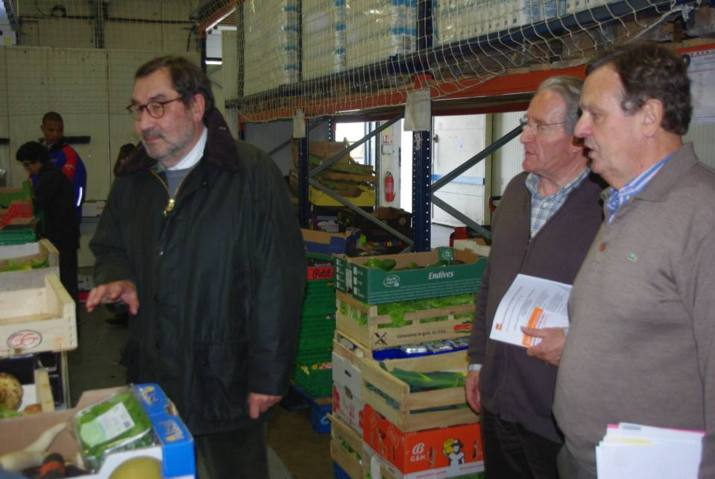La Banque Alimentaire de la Gironde ne veut pas que les plus démunis aient l'assiette vide