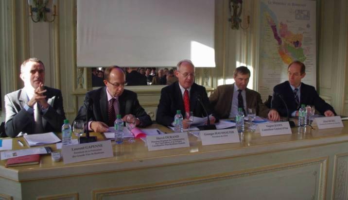 L'assemblée générale du CIVB (Ph Paysud)
