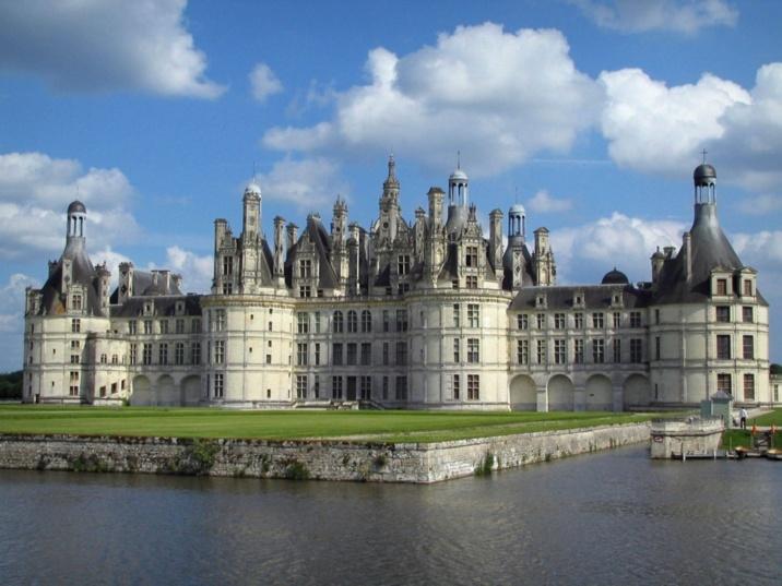 Le château de Chambord (Ph DR-FV)