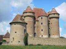 Le château de Sarzay, au pays de George Sand (DR-FV)