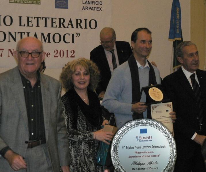 Des lauriers en Italie (Ph DR)