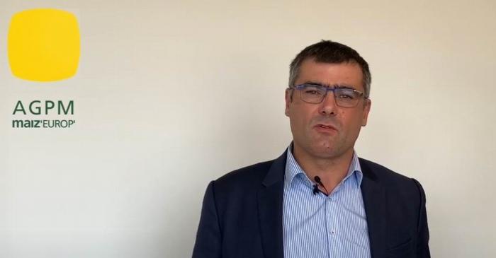 Daniel Peyraube, président de l'AGPM