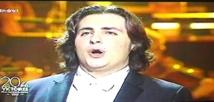 Le baryton girondin Florian Sempey qui figurait parmi les nommés (ph écran )