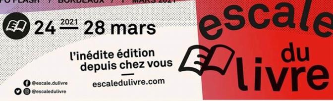 L'Escale du Livre de Bordeaux garde le contact