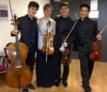 Le Quatuor Schumann (DR)