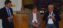 Bernard Farges, Jacques Dupont, Michel Cardoze (Ph Paysud)