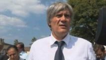 Le ministre lors de sa visite en Gironde (PH copie écran)