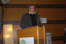 Patrick Vasseur président de la FDSEA de la Gironde (ph Paysud)