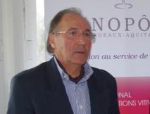Bernard Artigue,président de la chambre d'agriculture de la Gironde (ph Paysud)