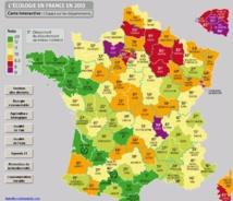 La Haute-Garonne, la Gironde, la Bretagne championnes de l'écologie