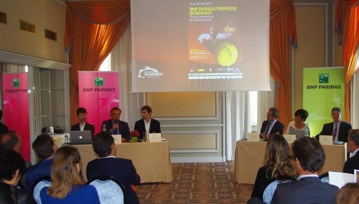 La présentation au Grand Hôtel de Bordeaux (Ph Paysud)